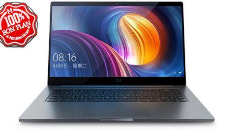 Ultrabook Xiaomi Pro Core i5-8250 8Go/256Go + MX150