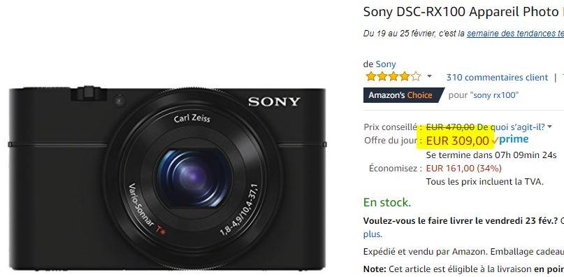 APN Sony DSC-RX100
