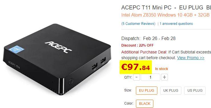 MiniPC AcePC T11