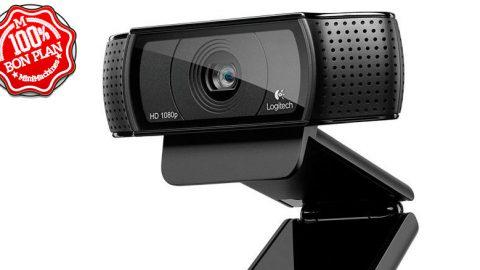 Webcam Logitech HD Pro C920