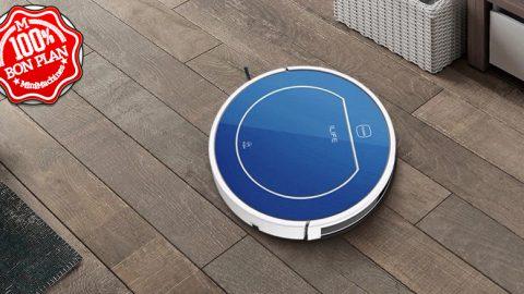 Robot aspirateur ILIFE V7 Bleu