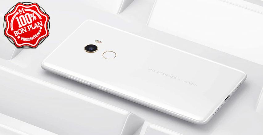 Xiaomi Mi Mix 2 Full Ceramic Blanc 8Go/128Go
