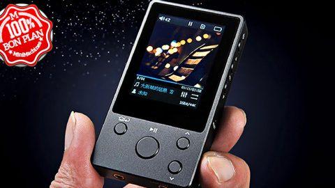 Lecteur Audio Xduoo Nano D3