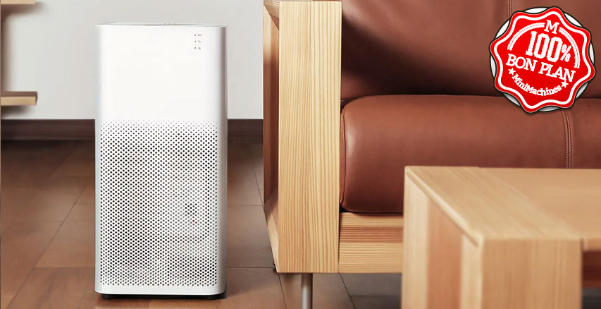 Purificateur d'Air Xiaomi seconde édition