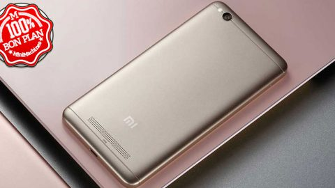 Xiaomi Redmi 4A 2/32Go Or