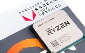 Ryzen 3 2200G et Ryzen 5 2400G : AMD redistribue…
