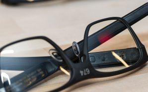 Intel Vaunt : Des lunettes connectées pour mieux communiquer