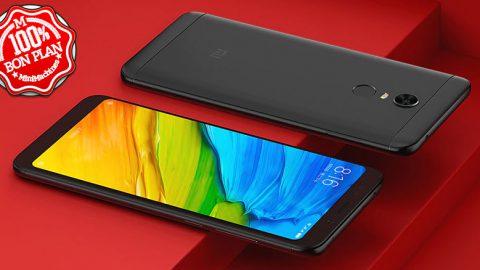 smartphone Xiaomi Redmi 5 Plus 3/32Go Noir