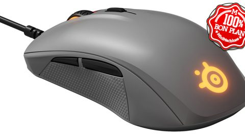Souris SteelSeries Rival 110