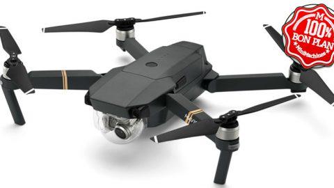 Drone DJI Mavic Pro Combo Gris