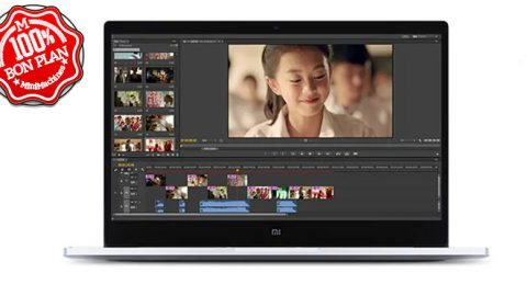 Ultrabook Xiaomi 13.3″ I5-8250U 8Go/256Go Intel UHD 620