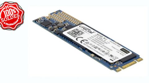 SSD M2 2280 Crucial MX300 275Go SATA III