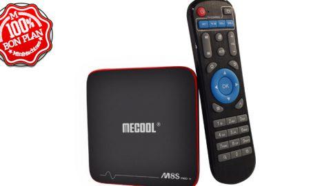 TV Box Mecool M8S PRO W