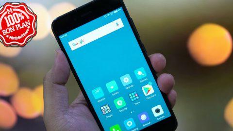 Smartphone Xiaomi Mi 5X 4/64Go Black