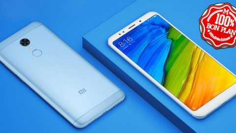 smartphone Xiaomi Redmi 5 Plus 3/32Go Or
