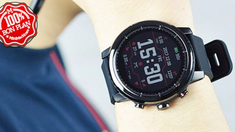 Montre Xiaomi Amazfit Stratos (version Anglaise)