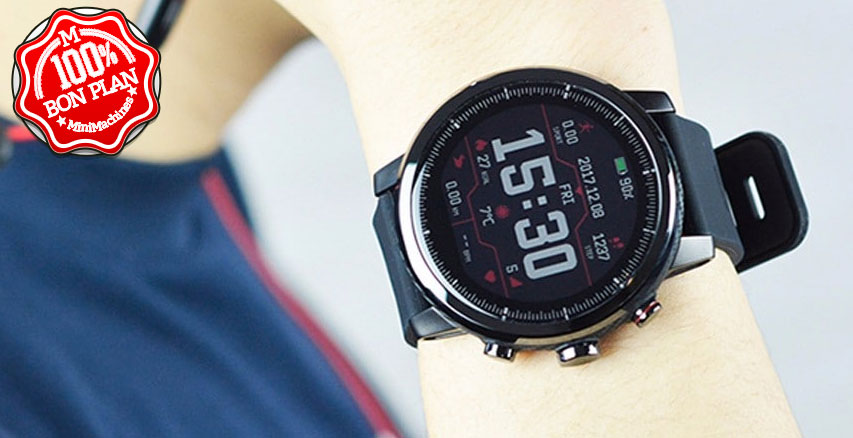Montre Xiaomi Amazfit Stratos (version internationale)