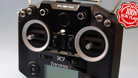 Transmetteur FrSky TARANIS Q X7