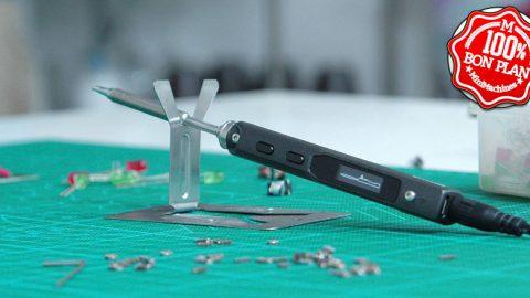 Mini fer à souder TS100 65W