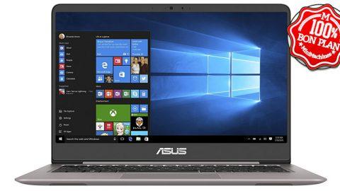 Ultrabook Asus Zenbook UX410UA  i7-8550U 8/256 Go