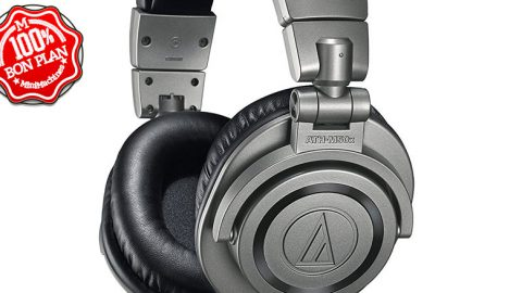 Casque Pro Audio-Technica ATH-M50XGM