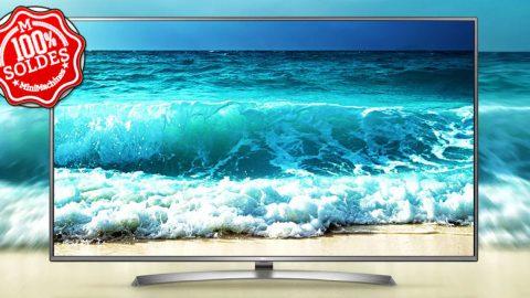 Téléviseur UltraHD 55