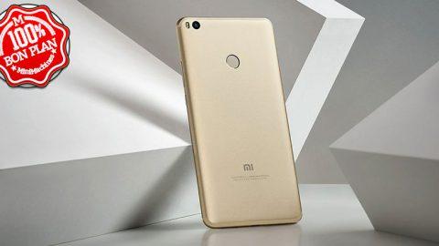 Smartphone Xiaomi Mi Max 2 4/64Go Or