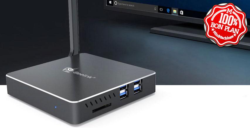 MiniPC Beelink AP34 Pro Celeron N3450 6/64Go