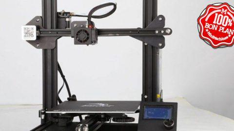 Imprimante 3D Creality3D Ender 3
