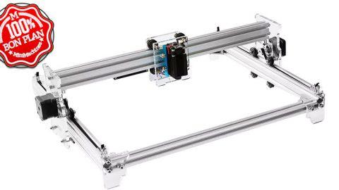 Graveuse laser EleksMaker A3 Pro