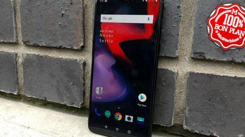 Smartphone Oneplus 6 6/64Go Noir