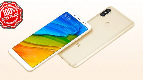 Smartphone Xiaomi Redmi Note 5 4/64Go Or