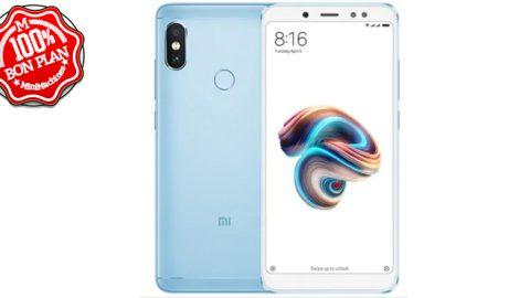 Smartphone Xiaomi Redmi Note 5 4/64Go Bleu