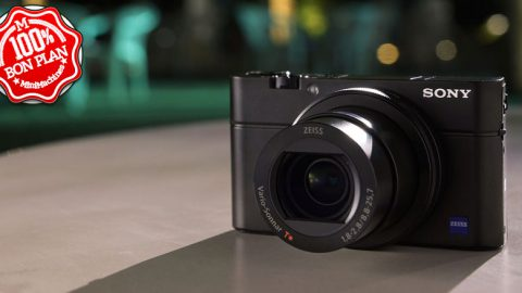 APN Sony RX100 III + SD 8Go + Etui