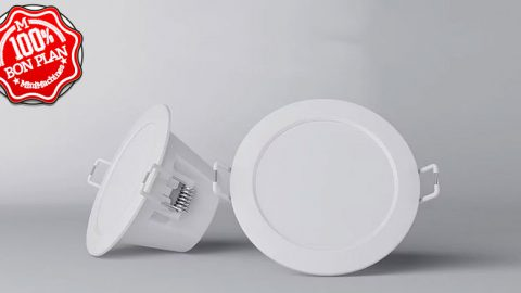 Spot connecté LED Xiaomi Philips Zhirui