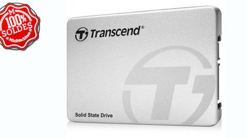 SSD Transcend SSD220 120 Go