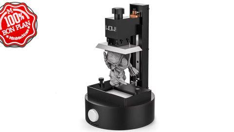 Imprimante 3D SLA Ultra Violet Sparkmaker