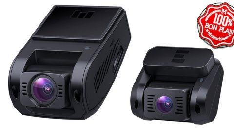 Dashcam double avant et arrière Aukey DR02 1080P