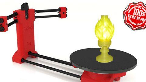 Scanner 3D Ciclop