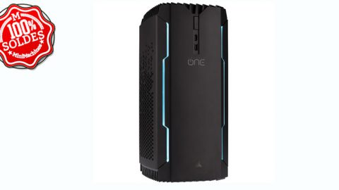 Corsair One Pro - Core i7-7700K - 16Go - 480Go - 2To - GTX 1080 Ti