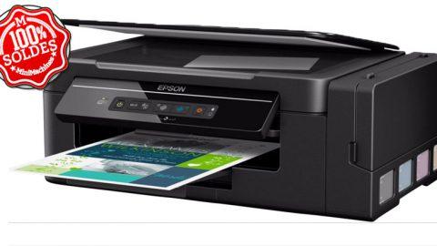 Imprimante scanner Espon ECOTANK ET-2600