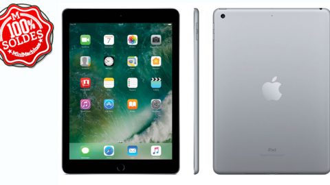Tablette tactile Apple iPad Wi-Fi - 128 Go - Gris sidéral