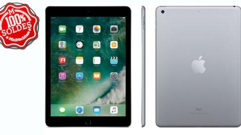 Tablette tactile Apple iPad Wi-Fi - 128 Go - Gris sidéral