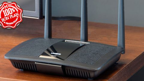Routeur Wifi AC1900 Linksys EA7500