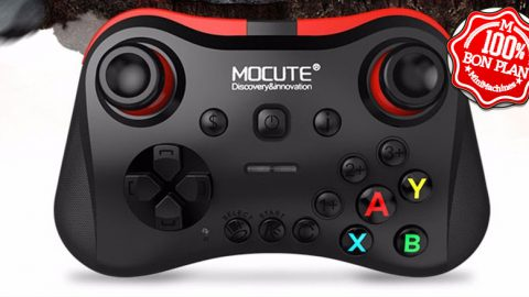Manette de jeu Bluetooth MOCUTE 056