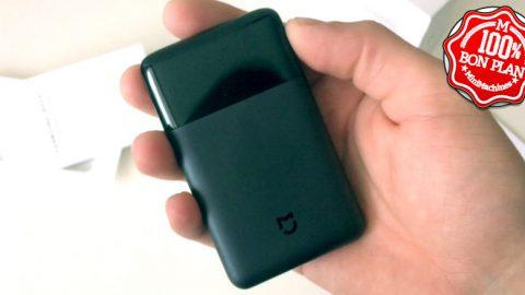 Rasoir électrique Xiaomi de poche