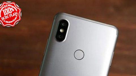 Smartphone Xiaomi Redmi S2 4/64Go Gris