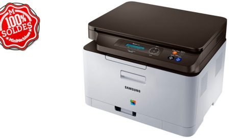 Imprimante multifonction laser couleur SAMSUNG SL-C480W