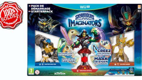 Skylanders Imaginators - Pack de démarrage - Nintendo Wii U