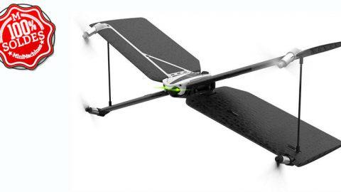 Mini drone Parrot Swing + radiocommande